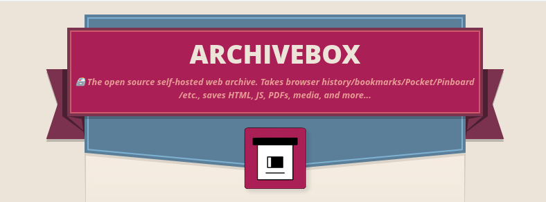 Make Your Own Internet Archive With Archive Box